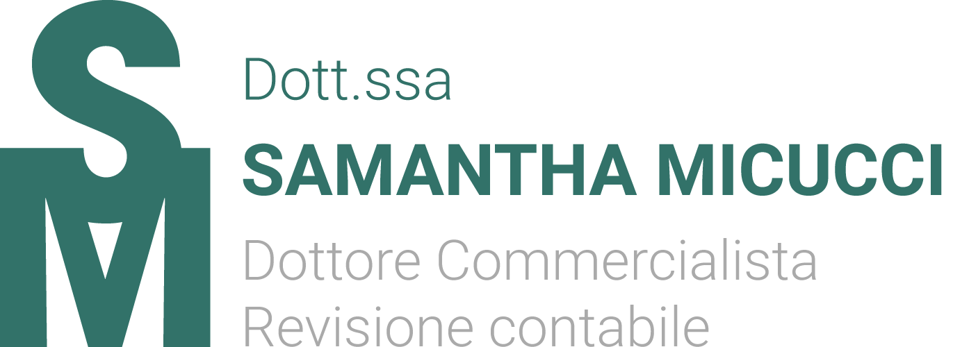 Samantha Micucci <br> Commercialista-Revisore Contabile